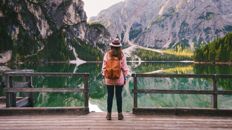 Ideja za izlet v Dolomitih: Lago di Braies (foto: Profimedia)
