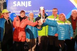 #slovenskabakla je prižgana!