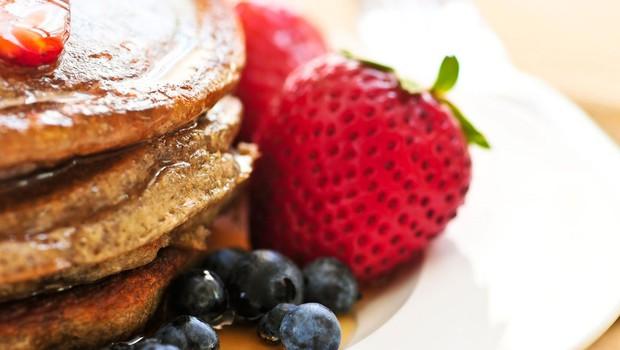 Olimpijski zajtrk: Proteinske čokoladne ajdove palačinke (foto: Profimedia)