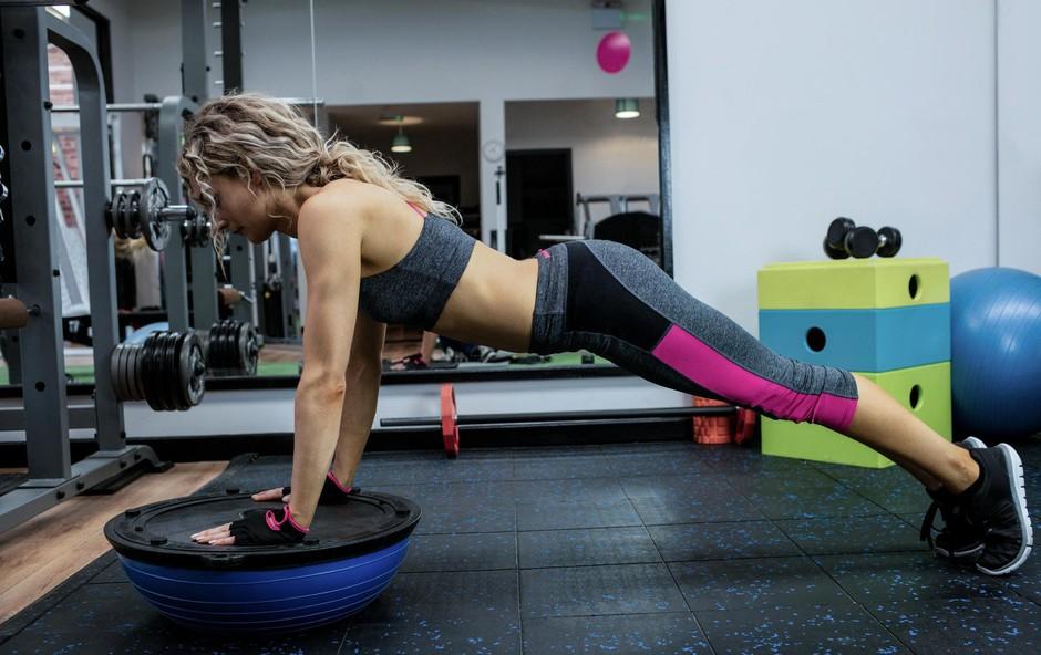 6 načinov, kako izpopolniti trening (foto: Profimedia)