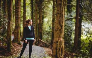 Hoja zmanjšuje psihično izčrpanost in lahko lajša depresijo