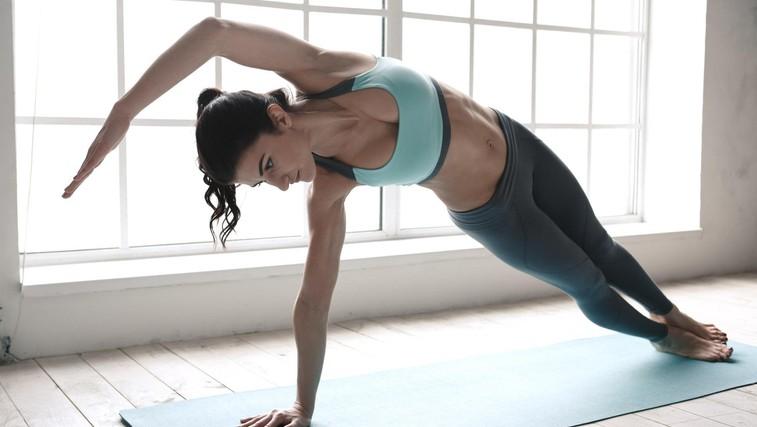 10-minutni jutranji trening, ki ga lahko izvajate doma (foto: Profimedia)