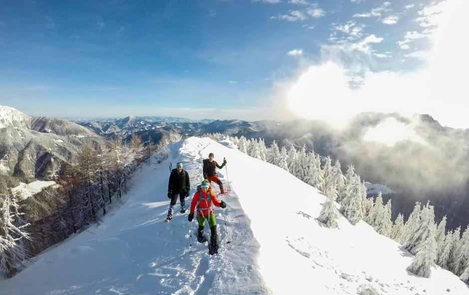 Zimska pravljica na Olševi (foto: Nejc Juvan)