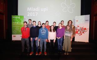 Zavarovalnica Triglav podelila sredstva že 5. generaciji Mladih upov