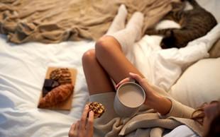 Je obrok pred spanjem dobra ali slaba odločitev, če želite izgubiti kilograme?