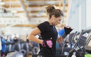 Kako dehidracija vpliva na trening?