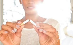 Za opustitev kajenja sta najpomembnejši motivacija in močna volja + TRIKI za prenehanje