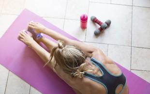 Kaj bi morali in česa ne bi smeli početi po vadbi?
