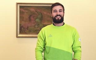 Kaj bo Filip Flisar počel konec leta v Bovcu?