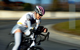 Bernardka Jurič: Pri 44 na eno najtežjih kolesarskih preizkušenj na svetu!