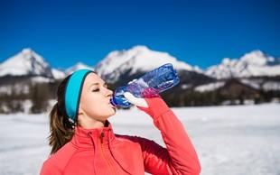 Zimske aktivnosti na prostem: Okusen napitek za hidracijo in zaščito pred virusi in bakterijami