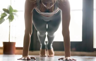 5-minutni trening za krepitev mišic