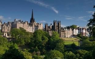 Edinburg - aristokratska prestolnica, ki vas bo zagotovo očarala