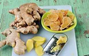 Pozitivne lastnosti ingverja - zato mora biti redno na jedilniku!