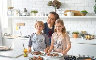 Beljakovinske palačinke in polnozrnata pica: recepta Alenke Košir za uspeh