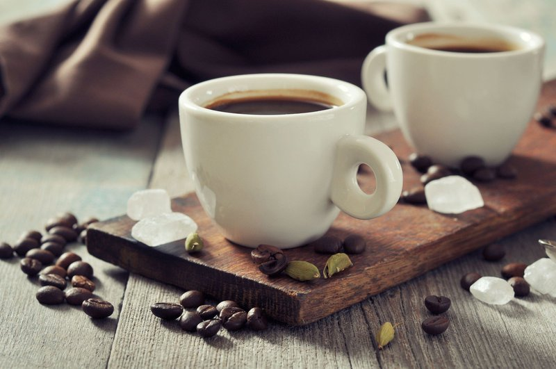 Kava s kardamomom