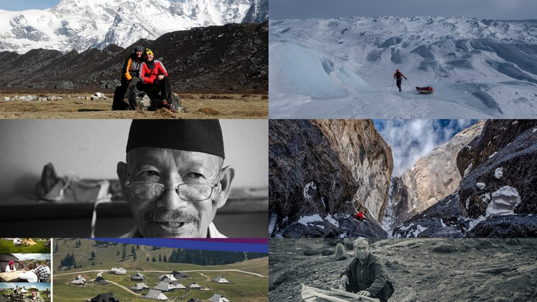 12. festival gorniškega filma: Gore na velikem platnu in navdihujoče zgodbe posameznikov, ki premikajo meje v alpinizmu (foto: Arhiv FGF)