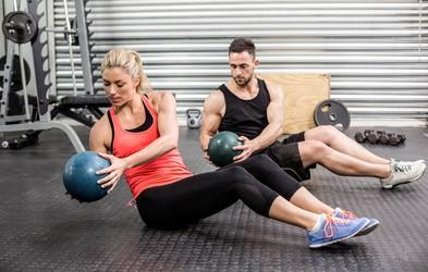 Je partner za vadbo dobra izbira?