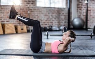 4 načini (poleg vadbe), ki učvrstijo trebušne mišice