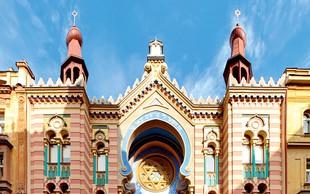 Slavne secesijske (art nouveau) hiše v Evropi