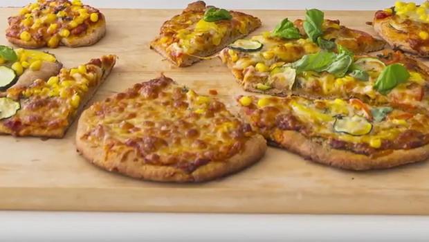 Najboljše kosilo: Pica s polnozrnatim testom (video) (foto: Promocijsko gradivo)