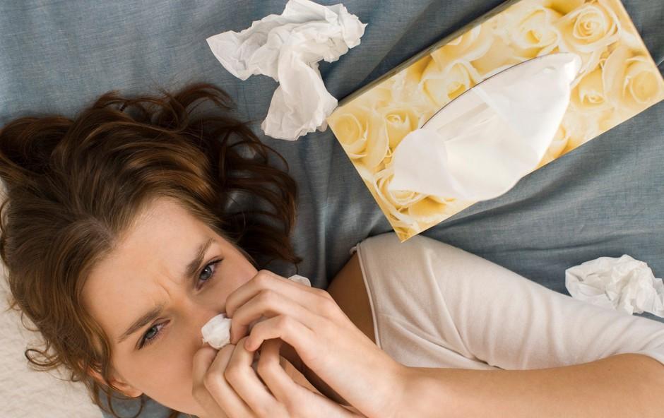 Vse o prehladu - kaj storiti, ko vas ujame in kako se mu izogniti (foto: profimedia)