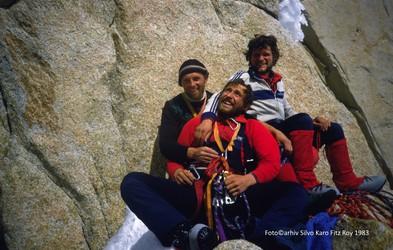 Silvo Karo: Ime, ki pri večini plezalcev po vsem svetu vzbudi tiho strahospoštovanje
