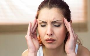 Bolezni in zdravstvena stanja, ki jih lahko povzroči migrena
