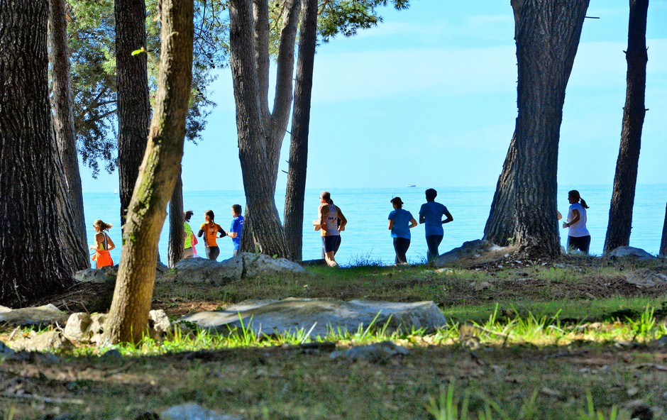Pridružite se nam na tekaškem vikendu v Medulinu! (foto: Primož Predalič)