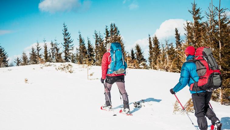 Ideje za izlete: 3 prave zimske (adrenalinske) pustolovščine (foto: Shutterstock)