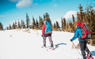 Ideje za izlete: 3 prave zimske (adrenalinske) pustolovščine