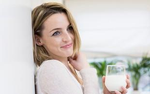 40-dnevni post Jaz #vztrajam dan 25: Še nekaj dejstev o mleku