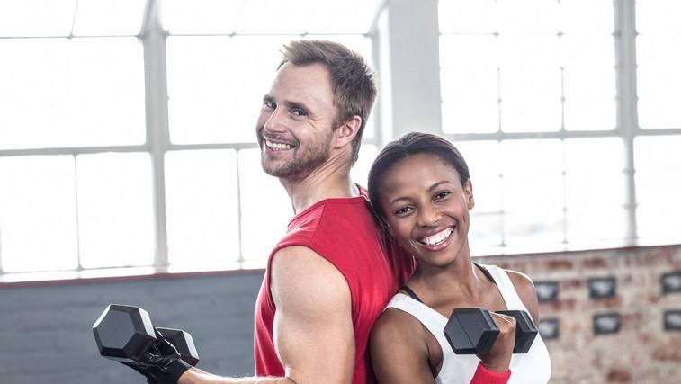Najpogostejše napake treninga za moč (foto: profimedia)