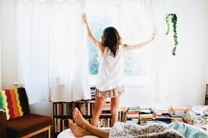 40-dnevni post Jaz #vztrajam dan 27: 12 načinov za prebujanje brez kave