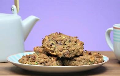 Beljakovinski piškoti za zajtrk: začnite dan tako, kot se spodobi!