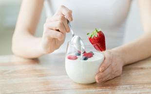 Se je treba za izgubo telesne teže odpovedati mlečnim izdelkom?