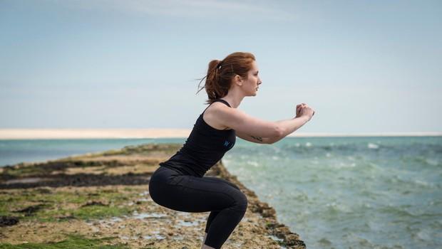 Vaje za utrjevanje telesa in izboljšanje športnega nastopa (foto: profimedia)