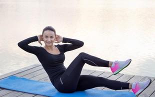 Bi se morali vadbe lotiti na prazen želodec?