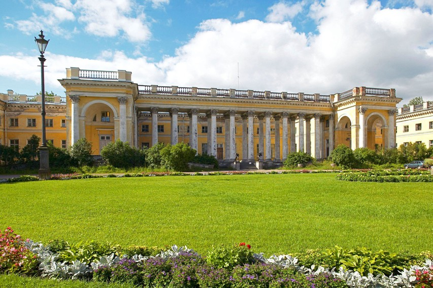 Palača Aleksandra Sergejeviča Puškina