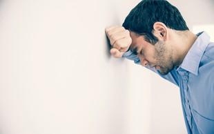V svetu anksioznosti se moramo  najprej naučiti reči 'ne'