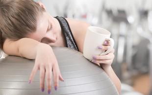Zakaj pogosto prespite jutranjo vadbo?