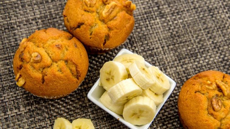 Recept: Kolački z medom in banano (foto: profimedia)
