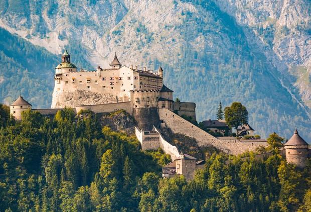 FOTO: Najlepši gradovi Avstrije