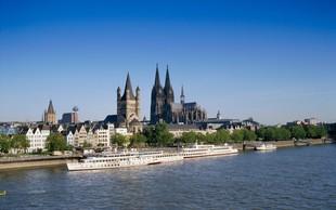 Köln - sprehodite se skozi živahno mesto