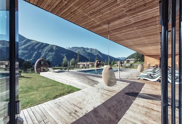 Preživite poletje v vzhodnotirolskih gorah