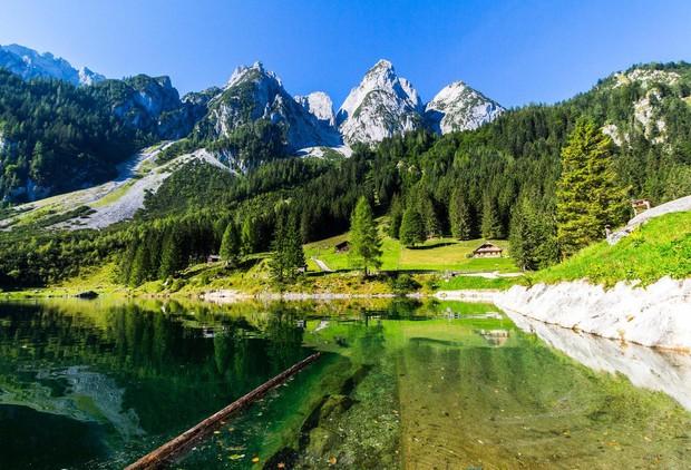 Ideje za spomladanske izlete: Top 5 avstrijskih (gorskih) jezer