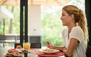 Rezultati raziskave o zdravem prehranjevanju so vzpodbudni