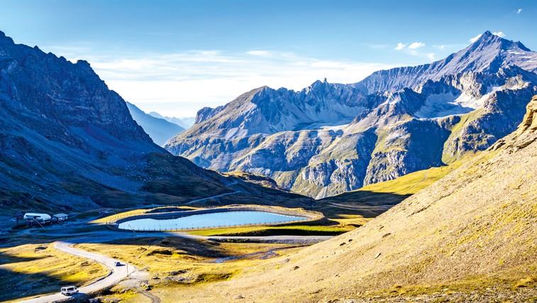 Spoznajte legendarne gorske ceste (foto: shutterstock)