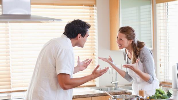 Kako se prepirati, da ne bosta ogrozila razmerja (foto: profimedia)