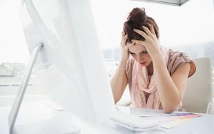 8 opozorilnih znakov, da ste mentalno in čustveno izčrpani